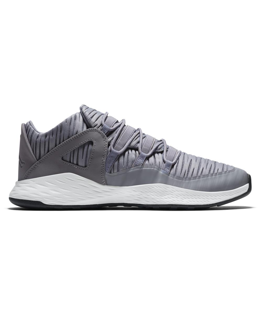 5ec563b0b417 Lyst - Nike Jordan Formula 23 Casual Trainers in Gray for Men