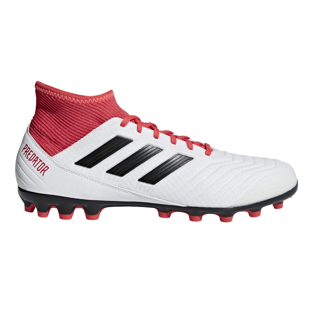 separation shoes 2868d 04d97 adidas Predator 18.3 Ag Football Boots in White for Men - Lyst
