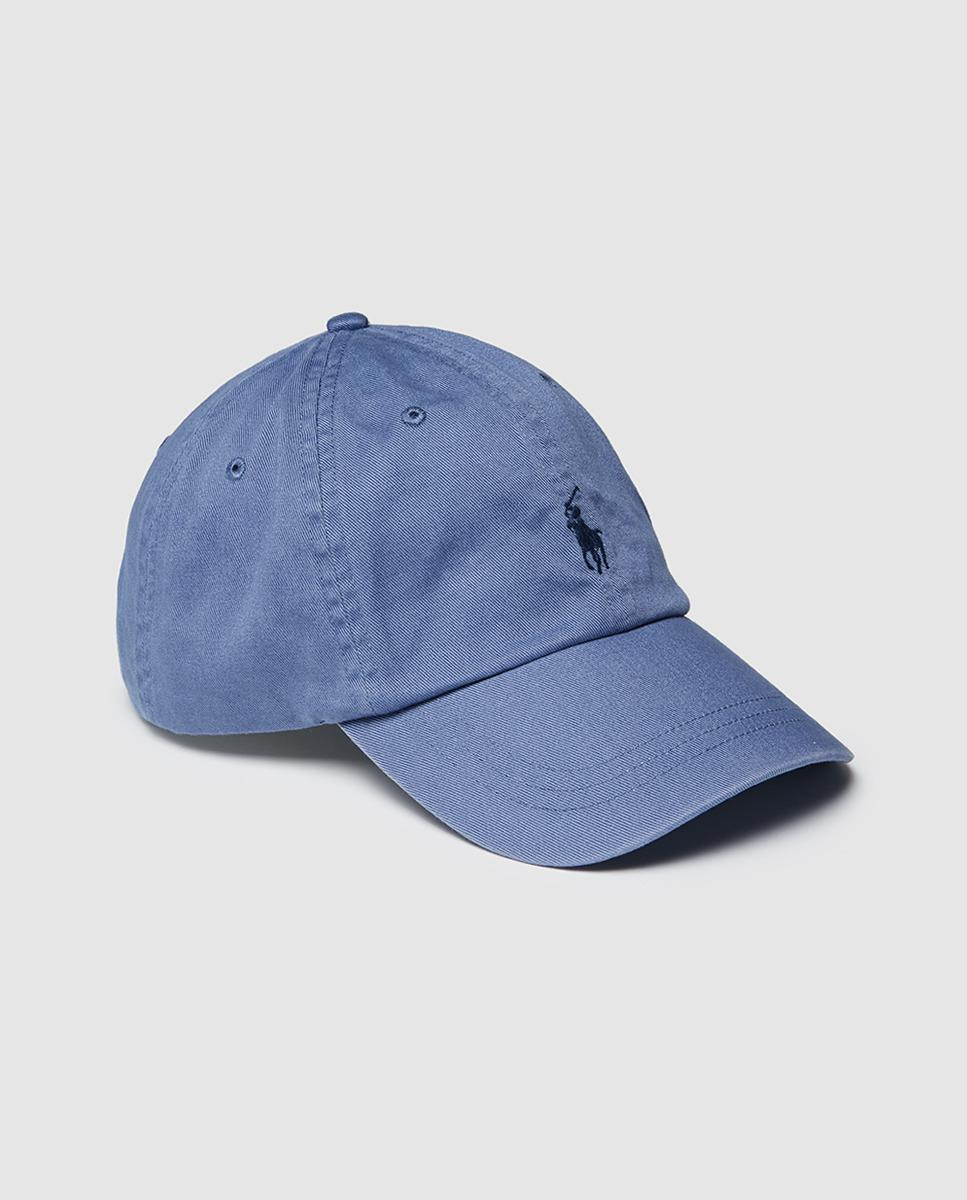 c0e16fa1c29 Polo Ralph Lauren Classic Sport Cap in Blue for Men - Lyst