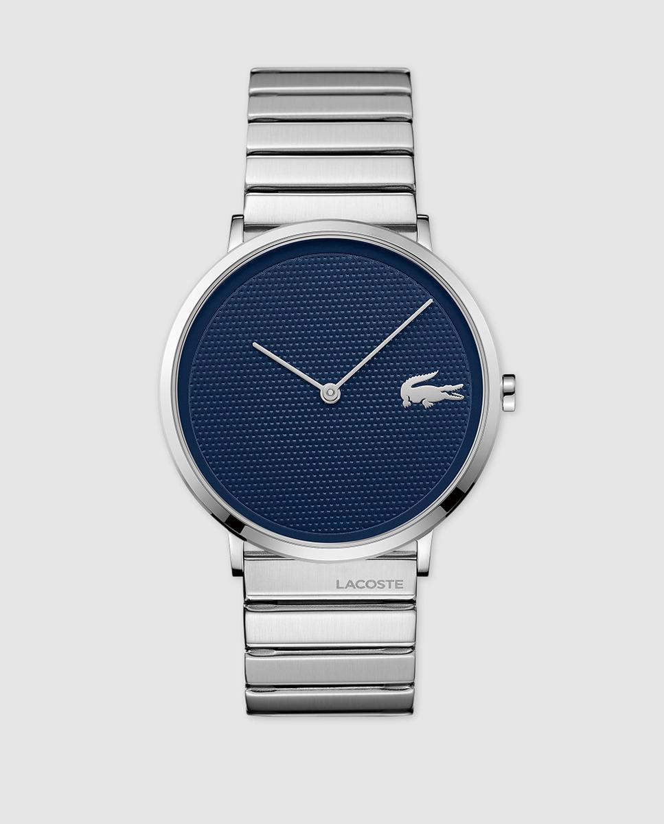 Lacoste - Metallic Moon 2010953 Steel Watch for Men - Lyst. View fullscreen