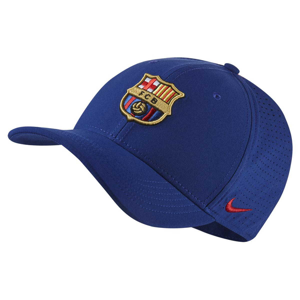 low priced 8178c 2279d Lyst - Nike Fc Barcelona Aerobill Classic 99 Cap in Blue for Men