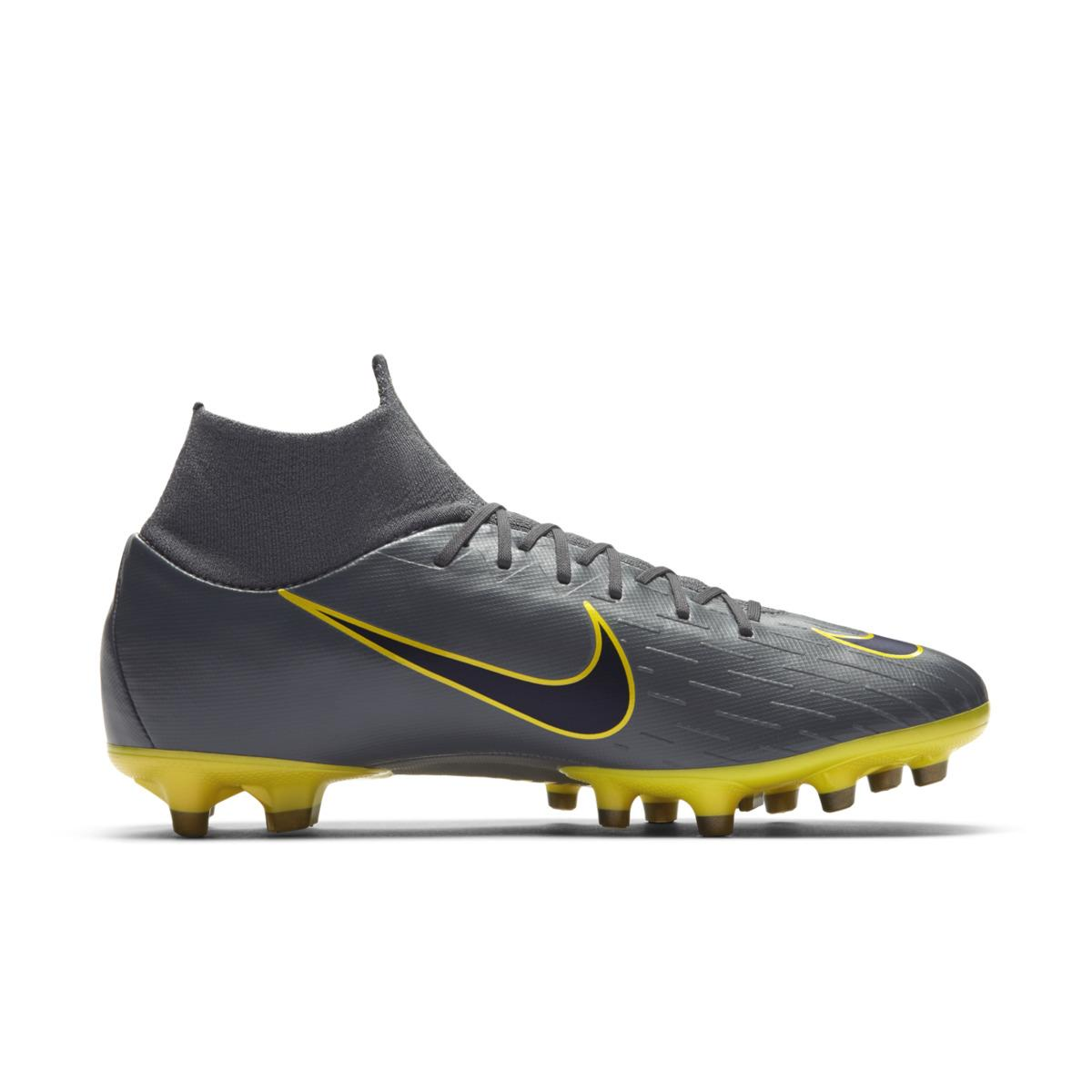 huge discount d9b8c f36c2 Nike. Men s Gray Superfly 6 Pro Ag-pro Football Boots