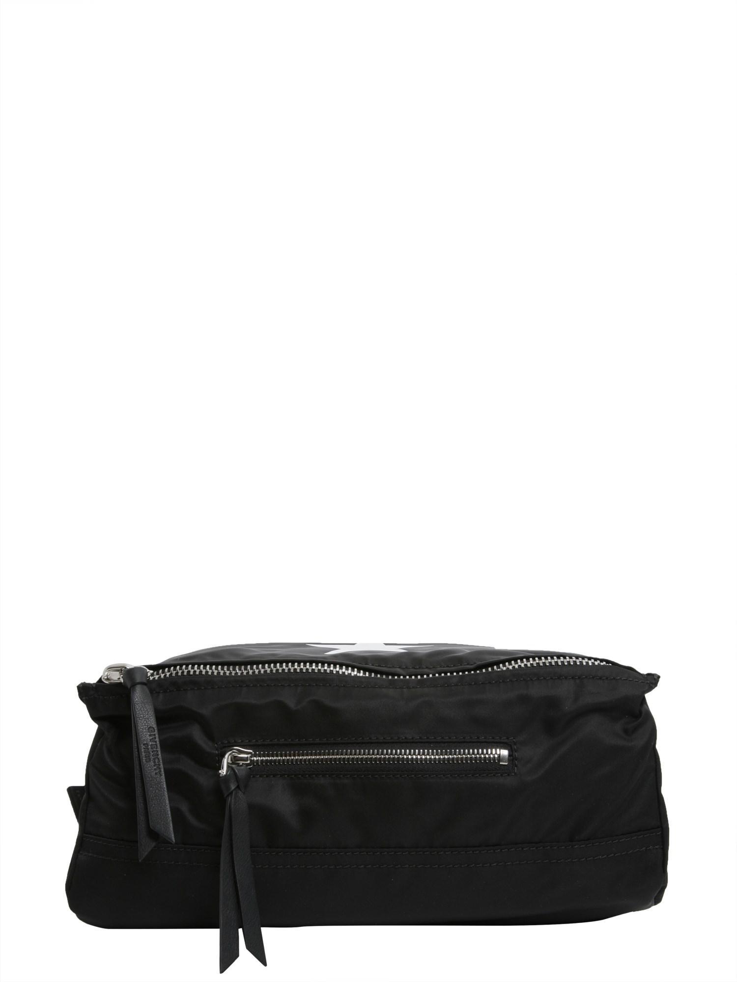 1ea388c7bf Givenchy Borsa Pandora Bum In Tessuto Tecnico in Black for Men - Lyst