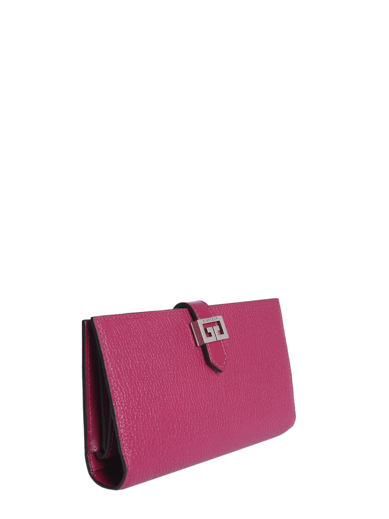 Givenchy Portafoglio Orchid In Pelle in Purple - Lyst 6959f51ee4b