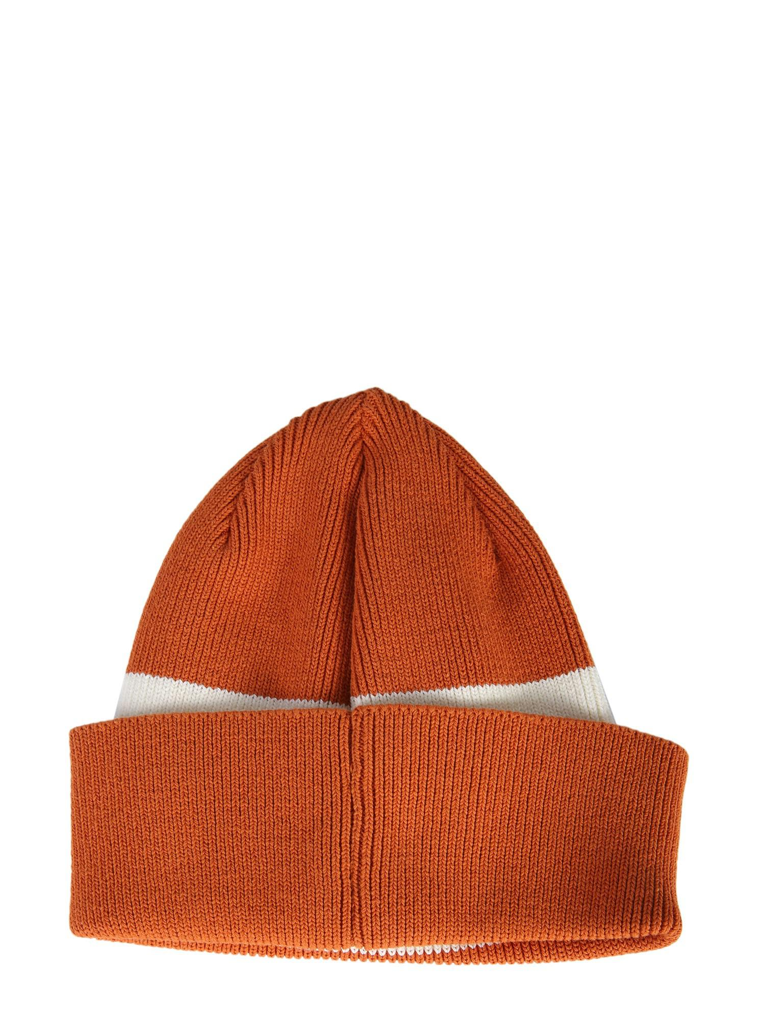ca216ab2abff5 Golden Goose Deluxe Brand Baby Syrma Cap In Cotton in Orange - Lyst