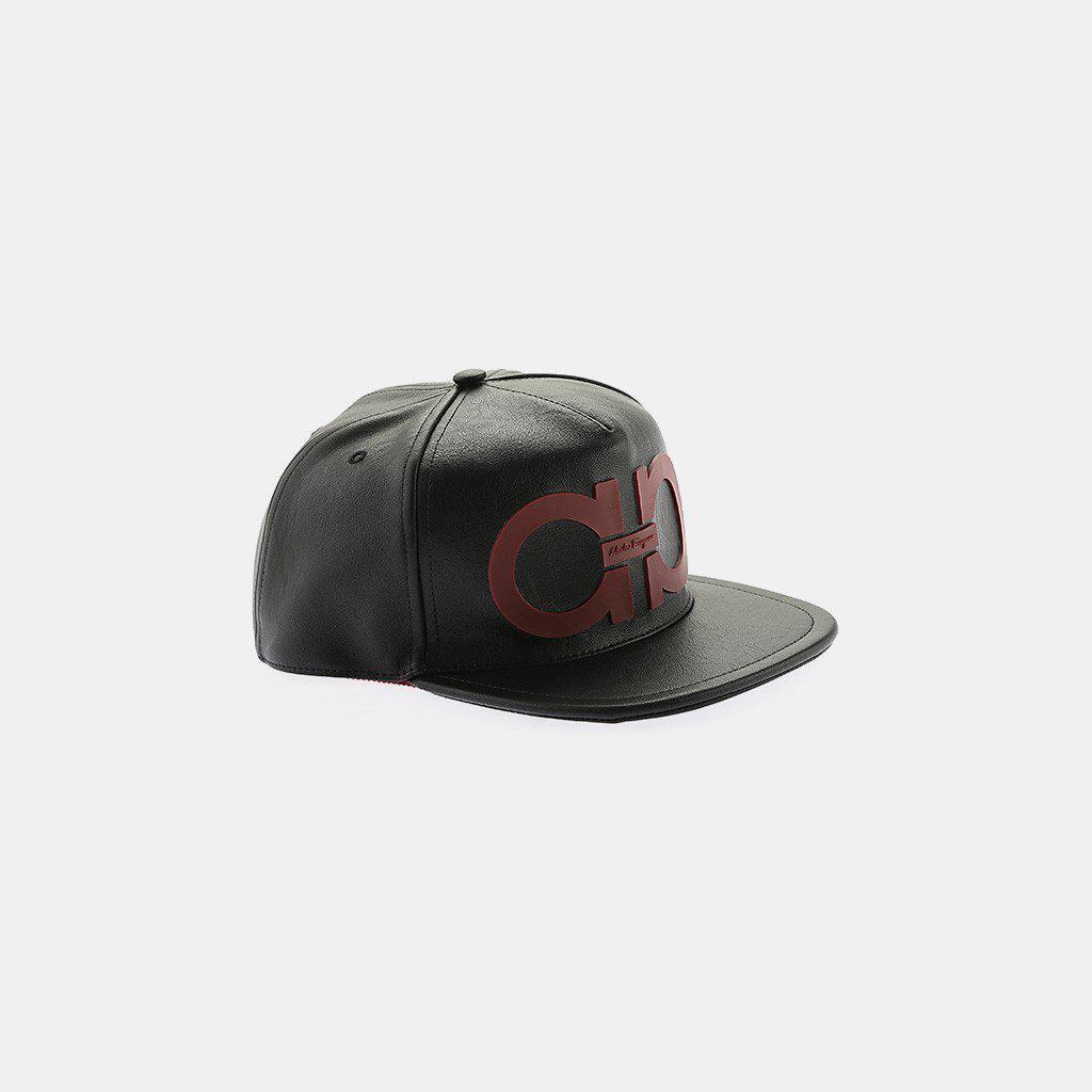 Lyst - Ferragamo 36 0629 Hat-capsulenow in Black for Men - Save 55% baf51ec95e1b