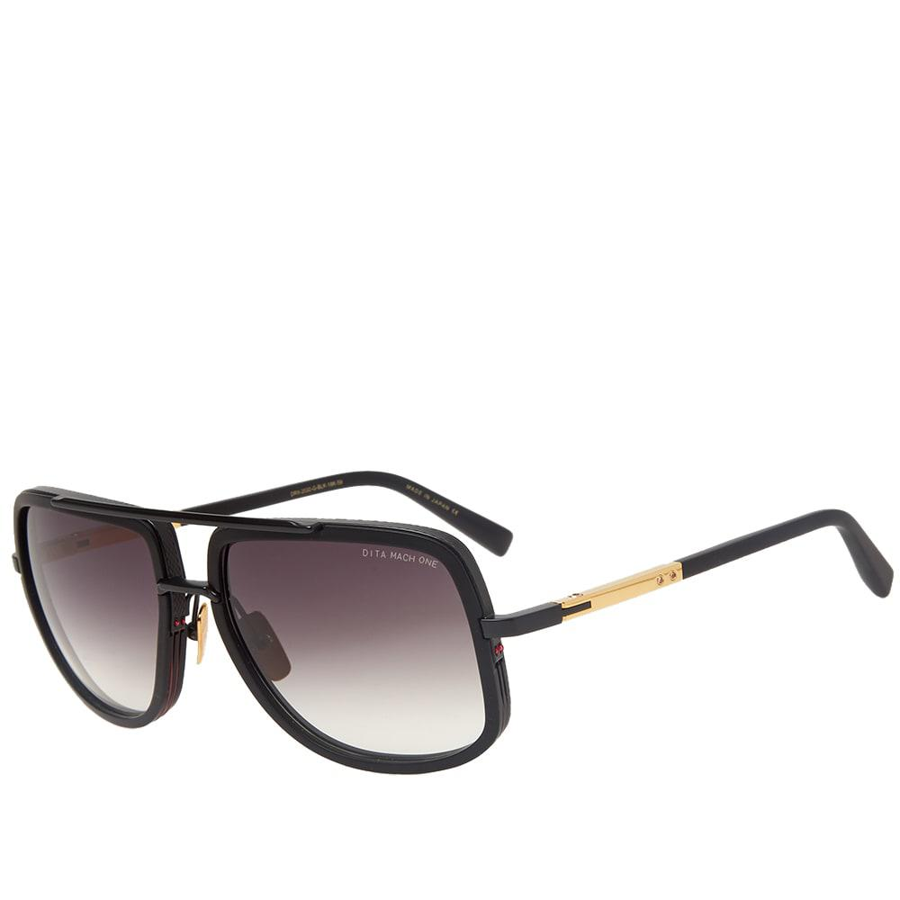 64bd9aa7d2d Lyst - DITA Mach-one Sunglasses in Black for Men
