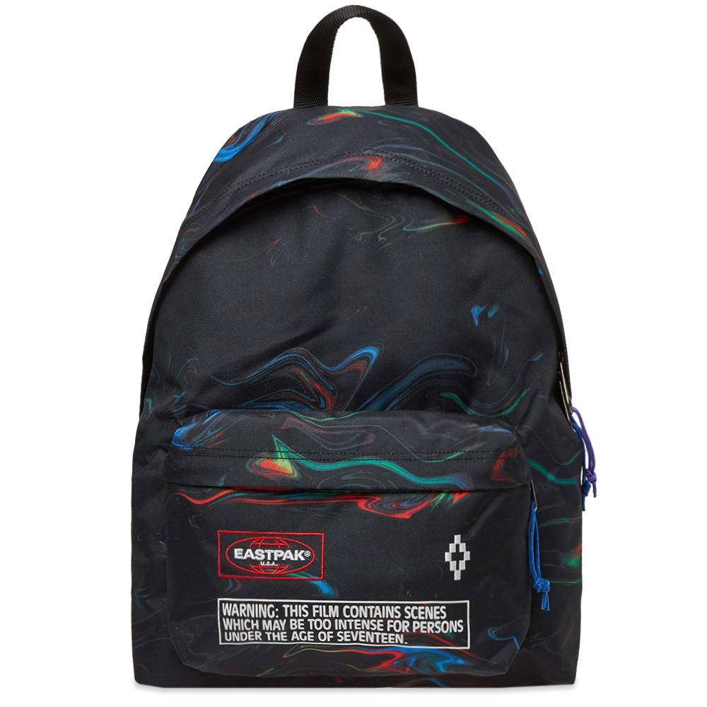 Eastpak X Marcelo Burlon Padded Pak r Backpack in Black for Men - Lyst c8b888b42aa1f