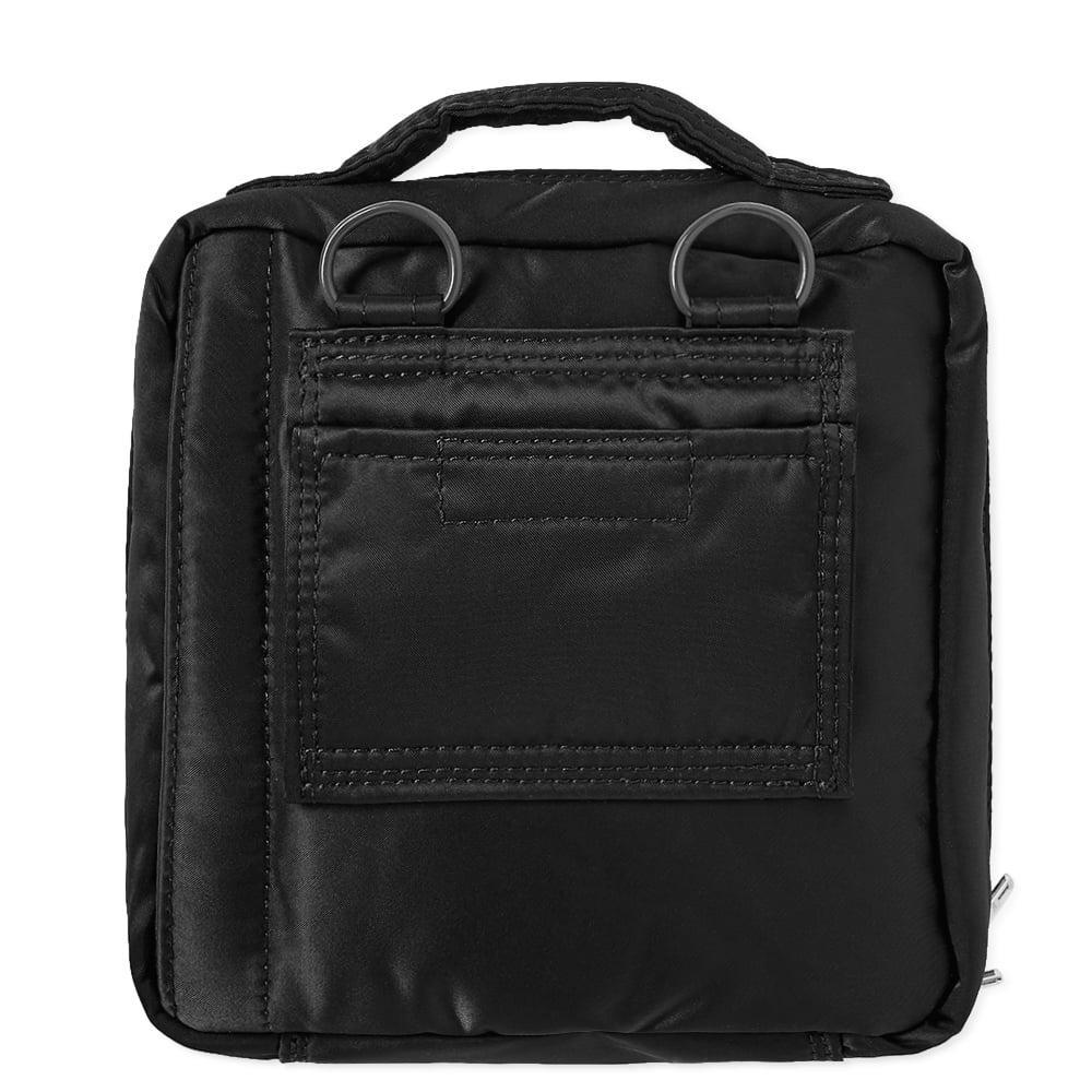 17e5555a5b71 Porter - Black Tanker Shoulder Bag for Men - Lyst. View fullscreen