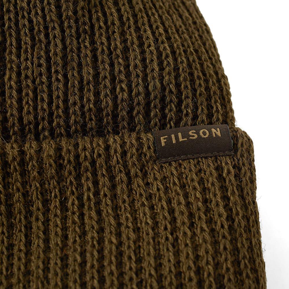 359c8be6a48 Filson - Green Watch Cap for Men - Lyst. View fullscreen