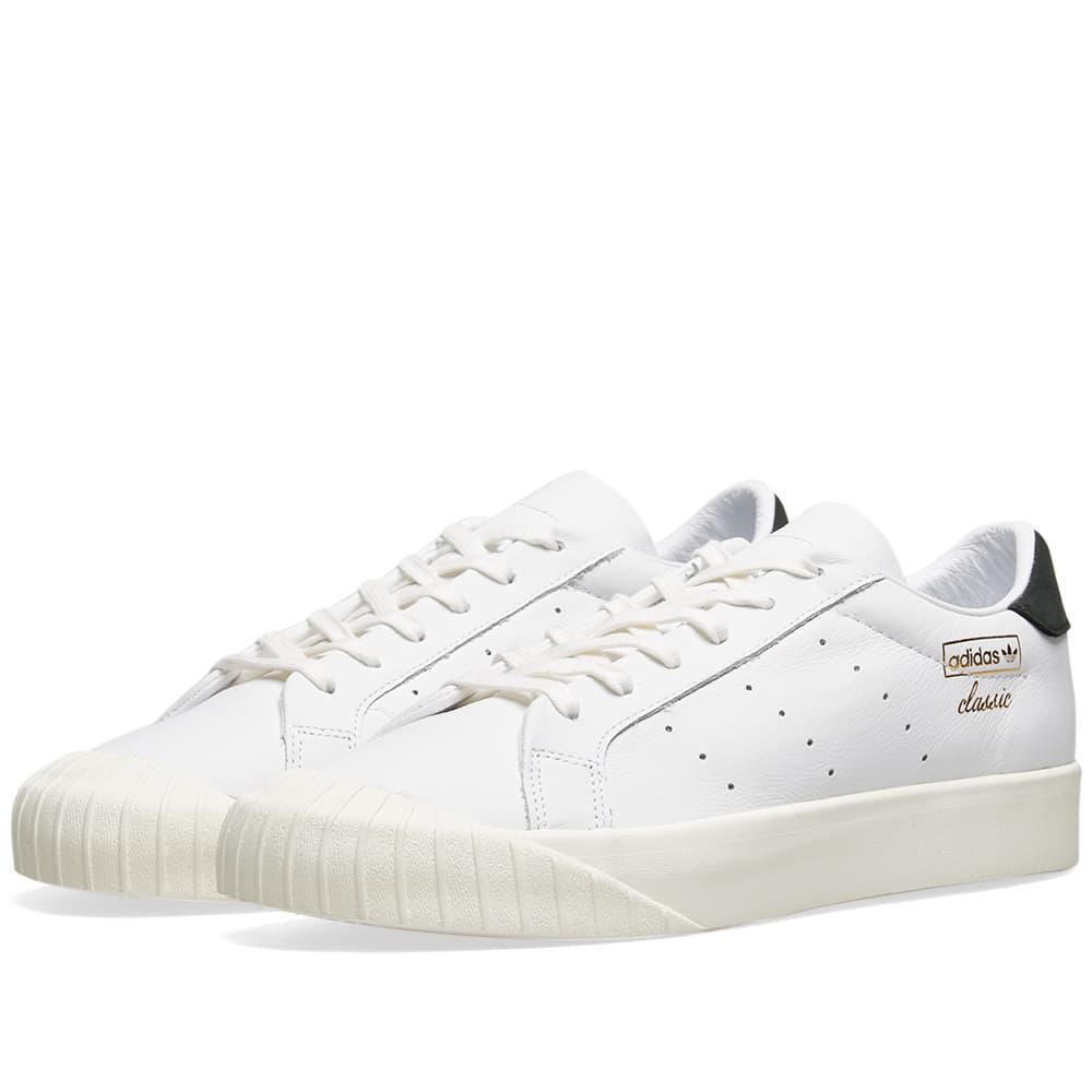 wholesale dealer 74c90 eeb96 Adidas - White Everyn W - Lyst. View fullscreen