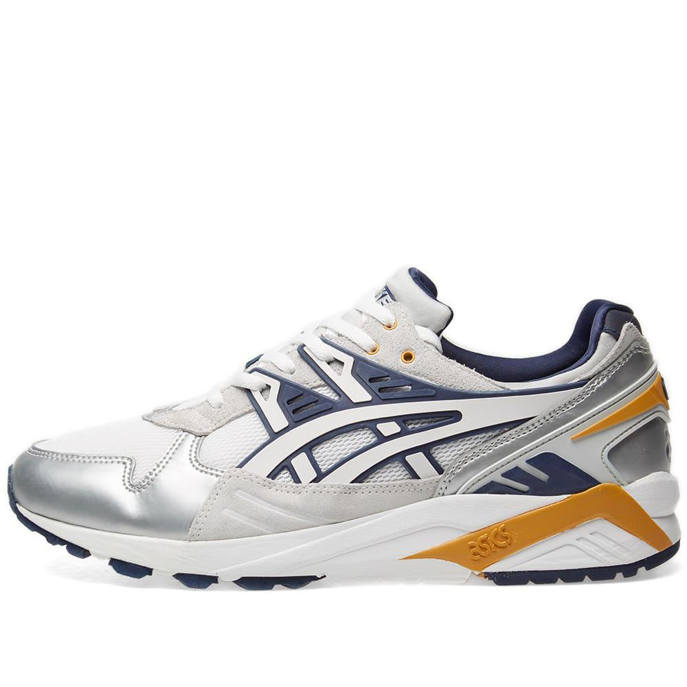 9a53a8821ee2 Lyst - Asics X Naked Gel-kayano 1 in White for Men - Save 21%