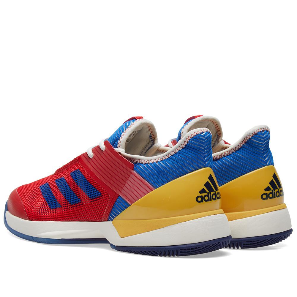 wholesale dealer e9a1b e8da7 Lyst - adidas Originals Adidas X Pharrell Williams Us Open A