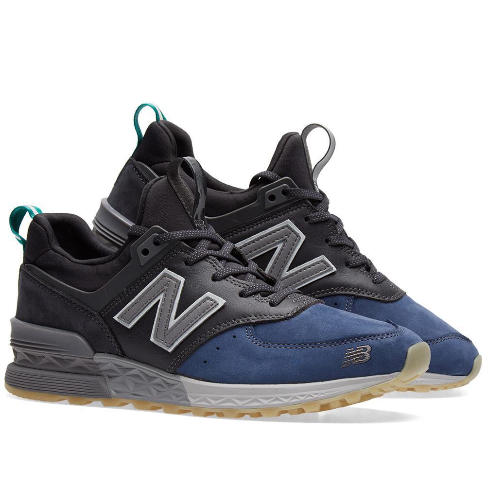 new balance 574 s blue
