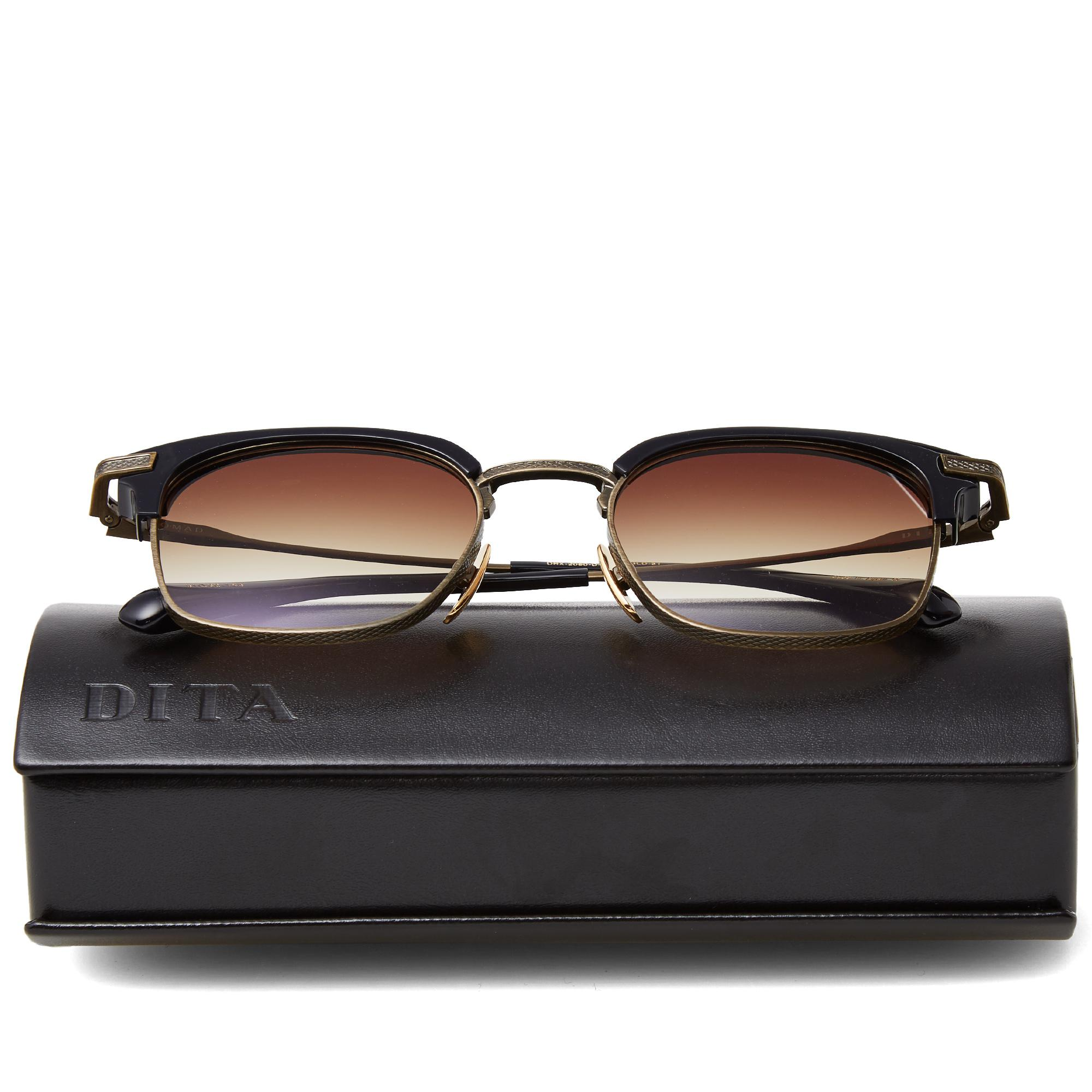 867236c5d4 Dita - Blue Nomad Sunglasses for Men - Lyst. View fullscreen