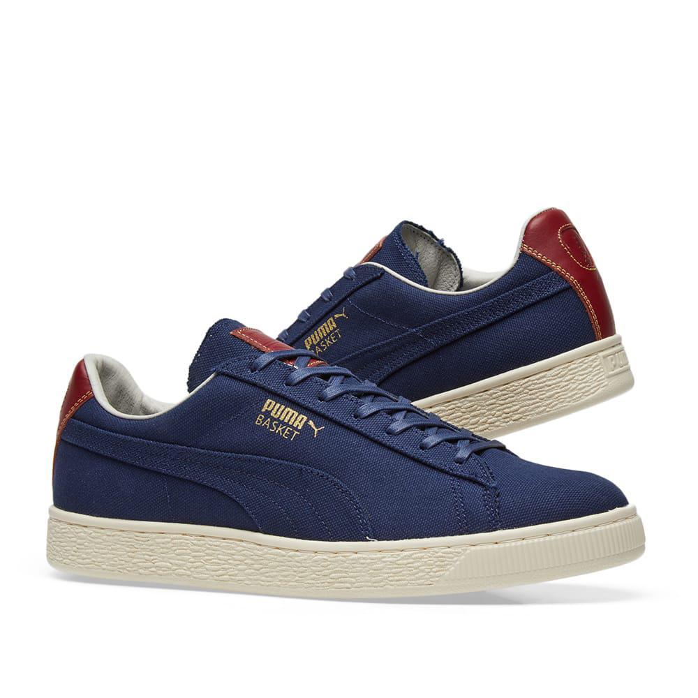 PUMA - Blue Basket Mij  yachtlife for Men - Lyst. View fullscreen 572a82e4e