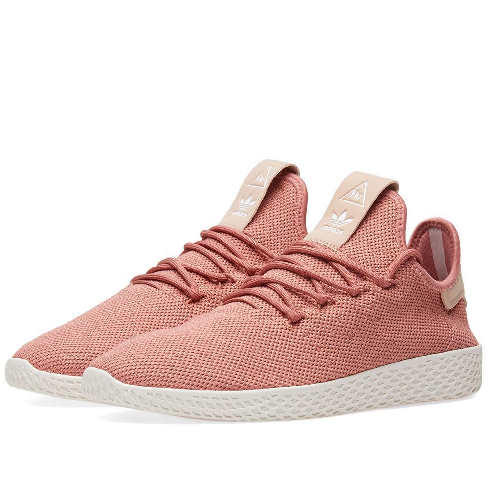 lyst adidas pw tennis hu w in rosa