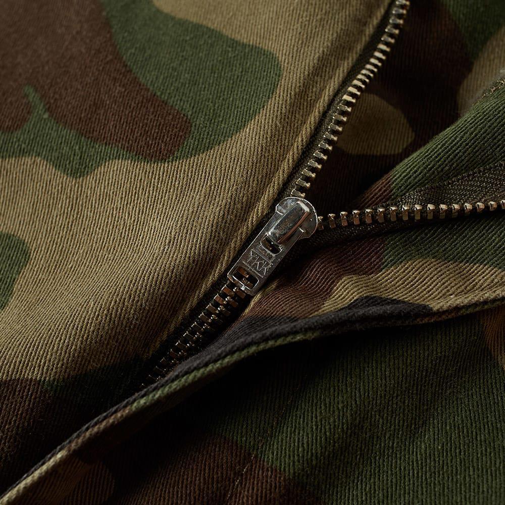 66bf8d6c0c26 Lyst - Balenciaga Slim Camo Cargo Pant in Green for Men