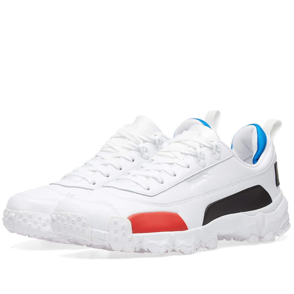 Lyst PUMA X Outlaw Moscow Trailfox in White for Men