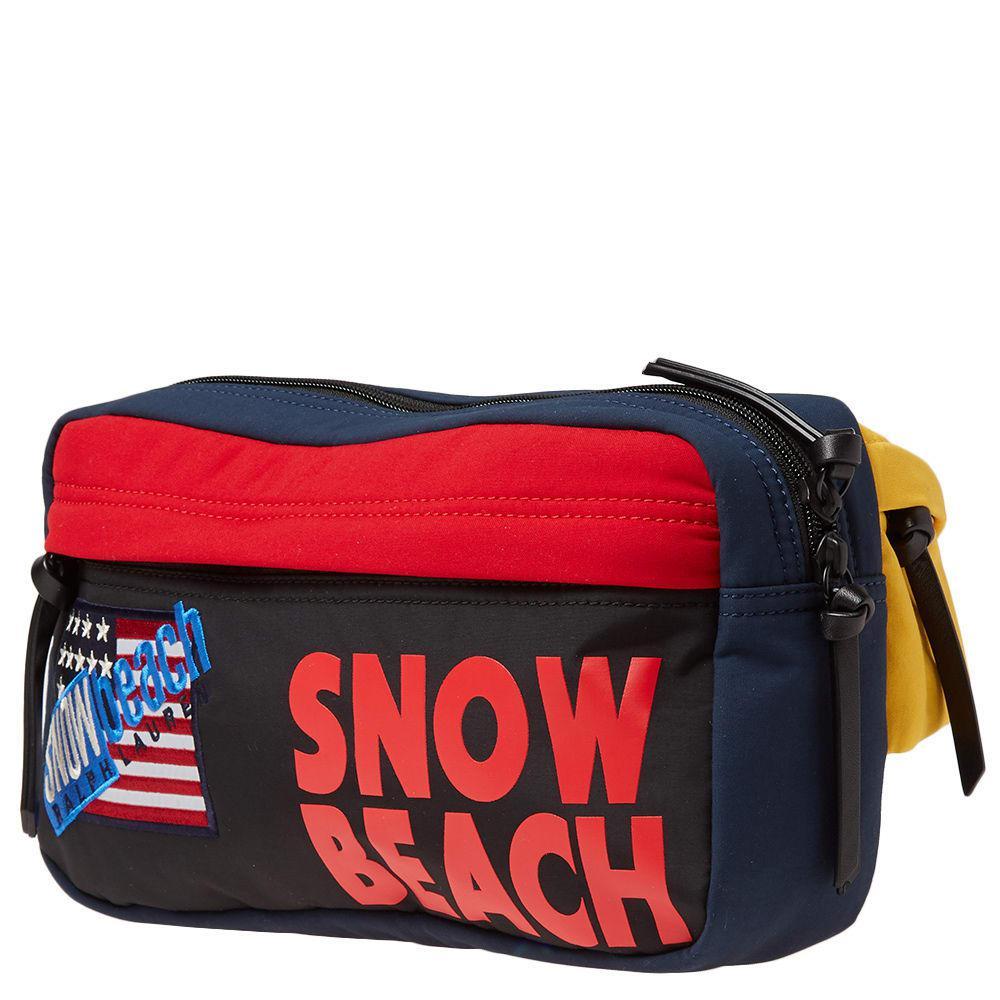 05bd9b6df7c9 Lyst - Polo Ralph Lauren Waist Bag  snow Beach  for Men