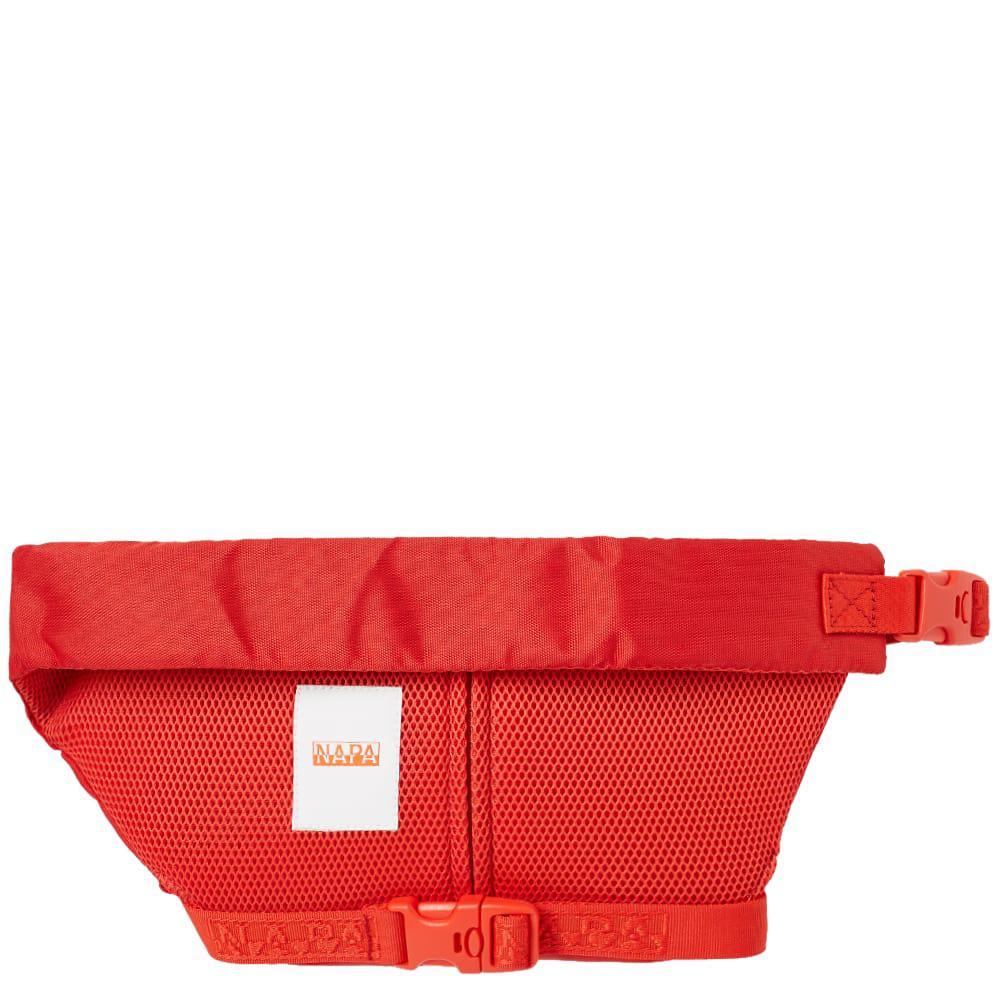 a676b6ddf58b Martine Rose - Red Peric Waist Bag for Men - Lyst. View fullscreen