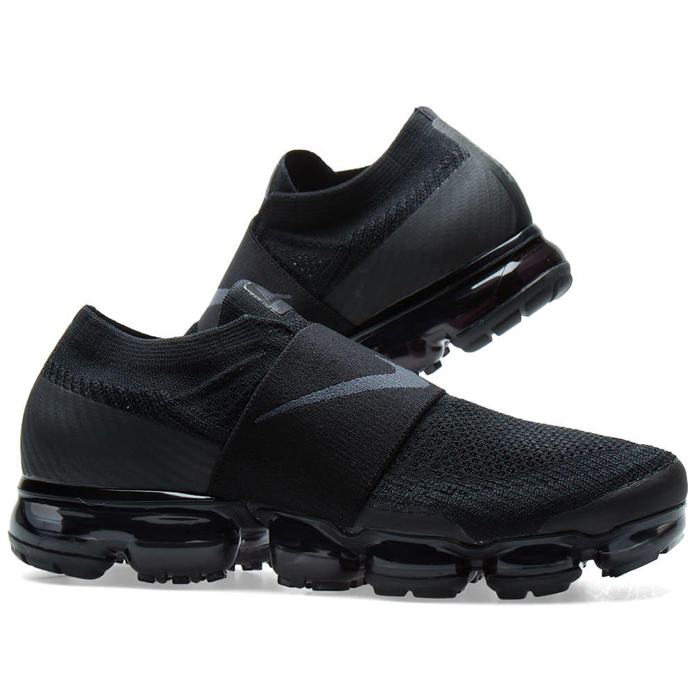2eba23338929f Lyst - Nike Air Vapormax Flyknit Moc in Black for Men