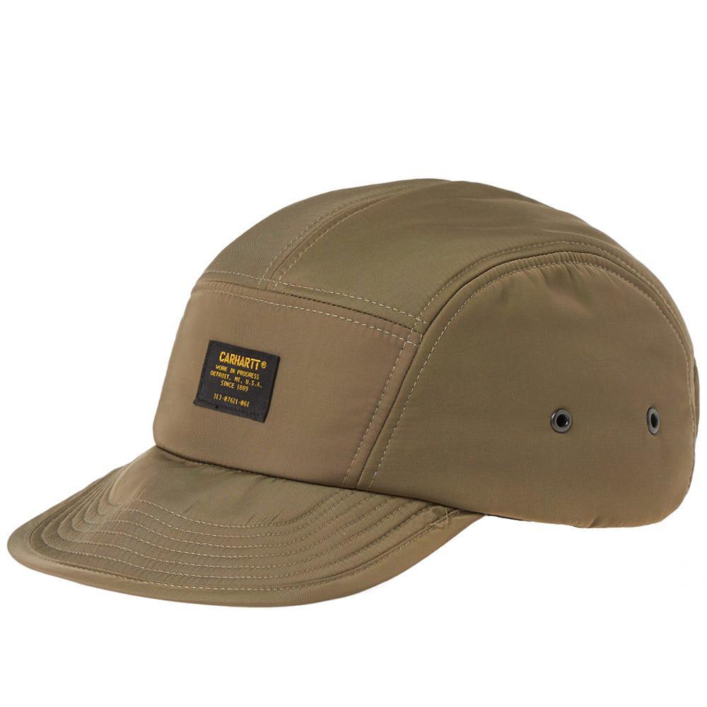 Lyst - Carhartt Wip Carhartt Military Logo Cap in Green for Men