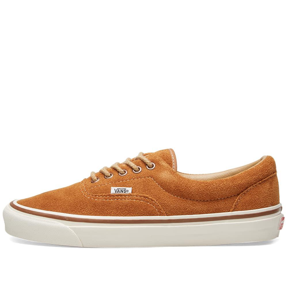 cad15f0766f0 Vans - Brown Suede Era 95 Dx for Men - Lyst. View fullscreen