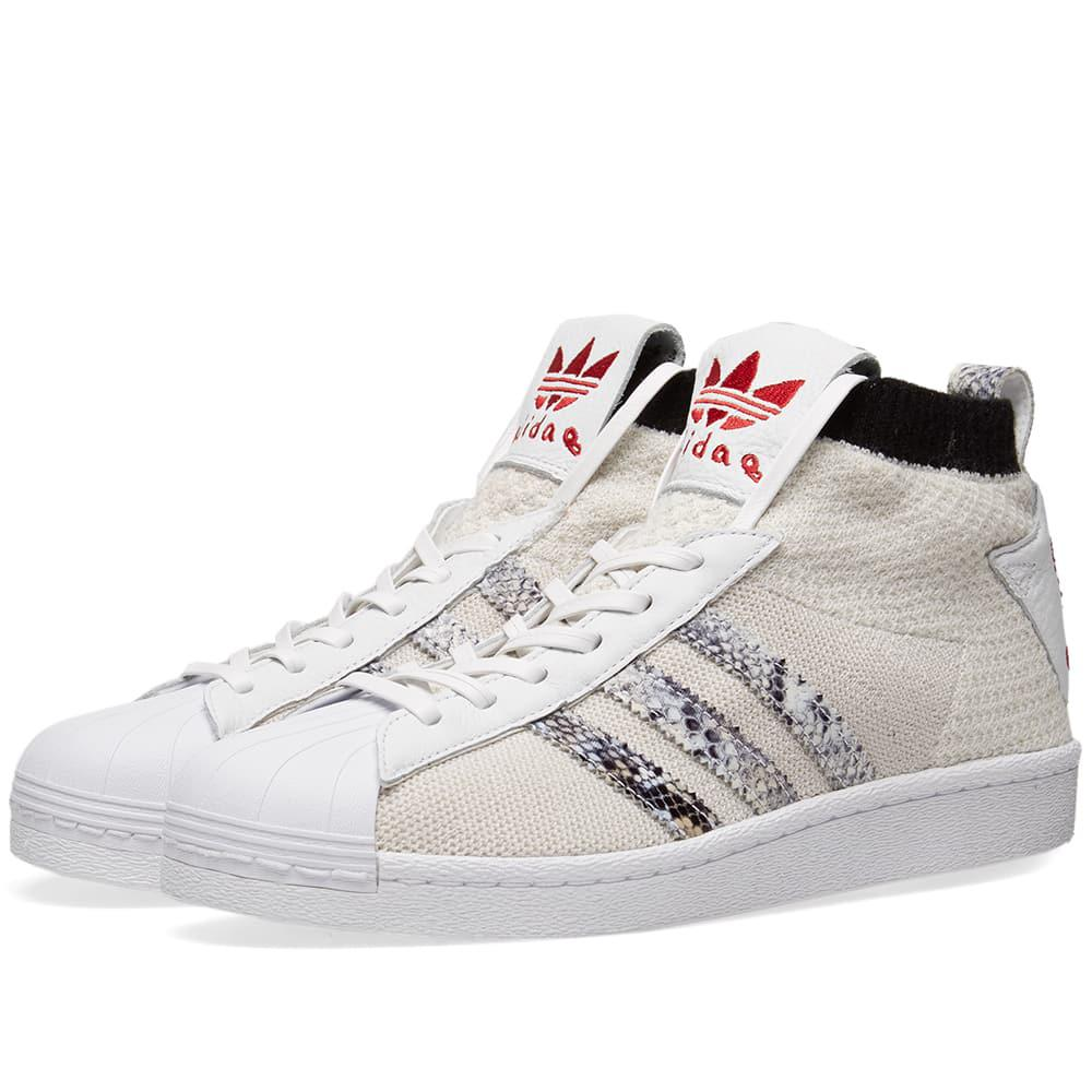 info for 1b85e 59255 Lyst - adidas X United Arrows  Sons Ultra Star in White for