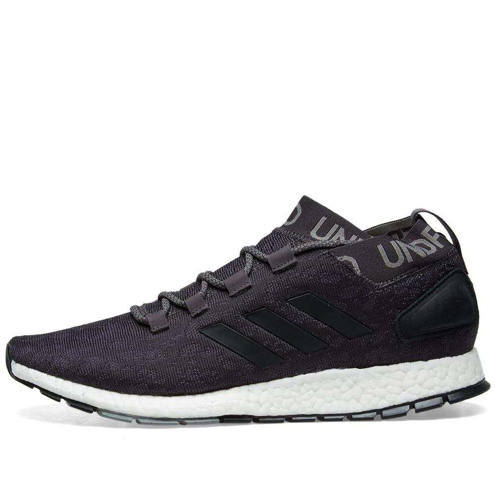 6eb0949da Adidas - Gray X Undefeated Pure Boost Rbl for Men - Lyst. View fullscreen