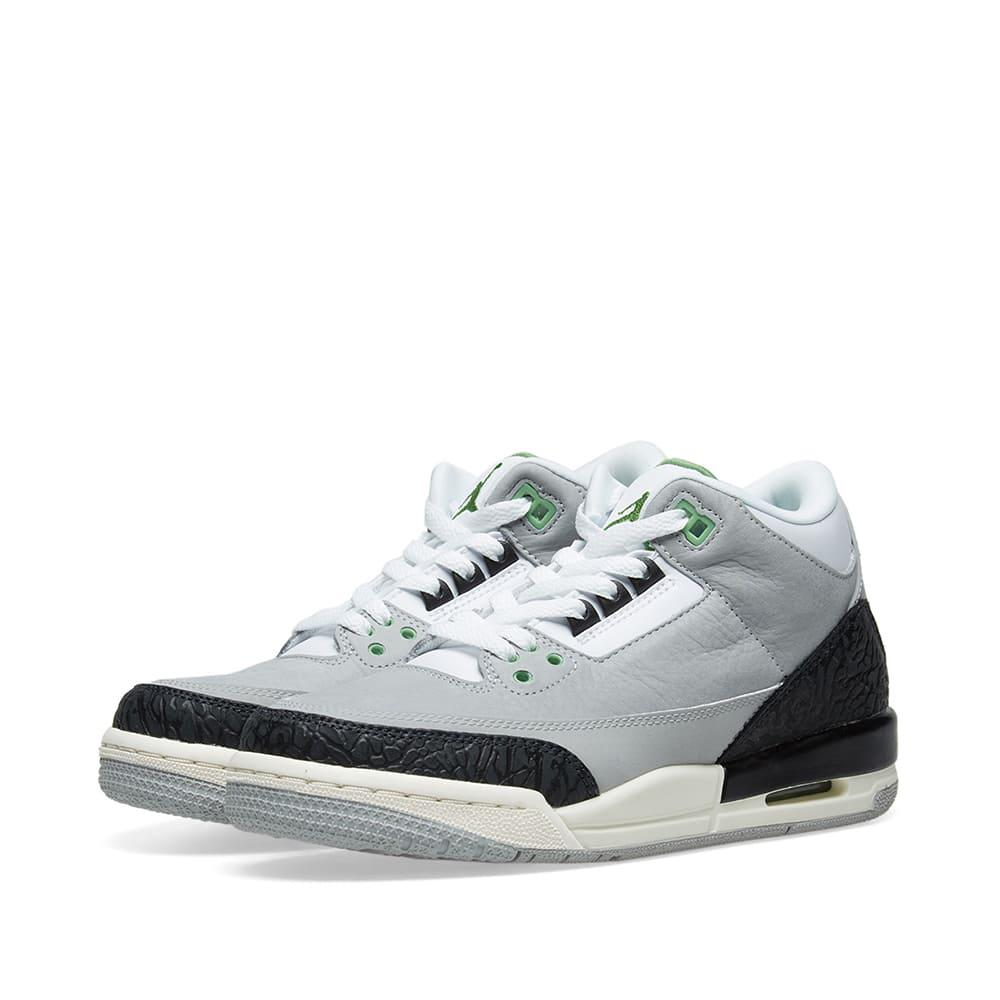 0ebf367caa0 Lyst - Nike Air Jordan 3 Retro  mj X Tinker  Gs in Gray for Men ...