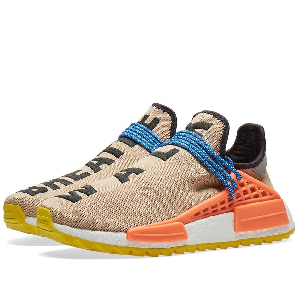 Adidas x Pharrell Williams NMD Hu Trail en rosa para hombres Lyst
