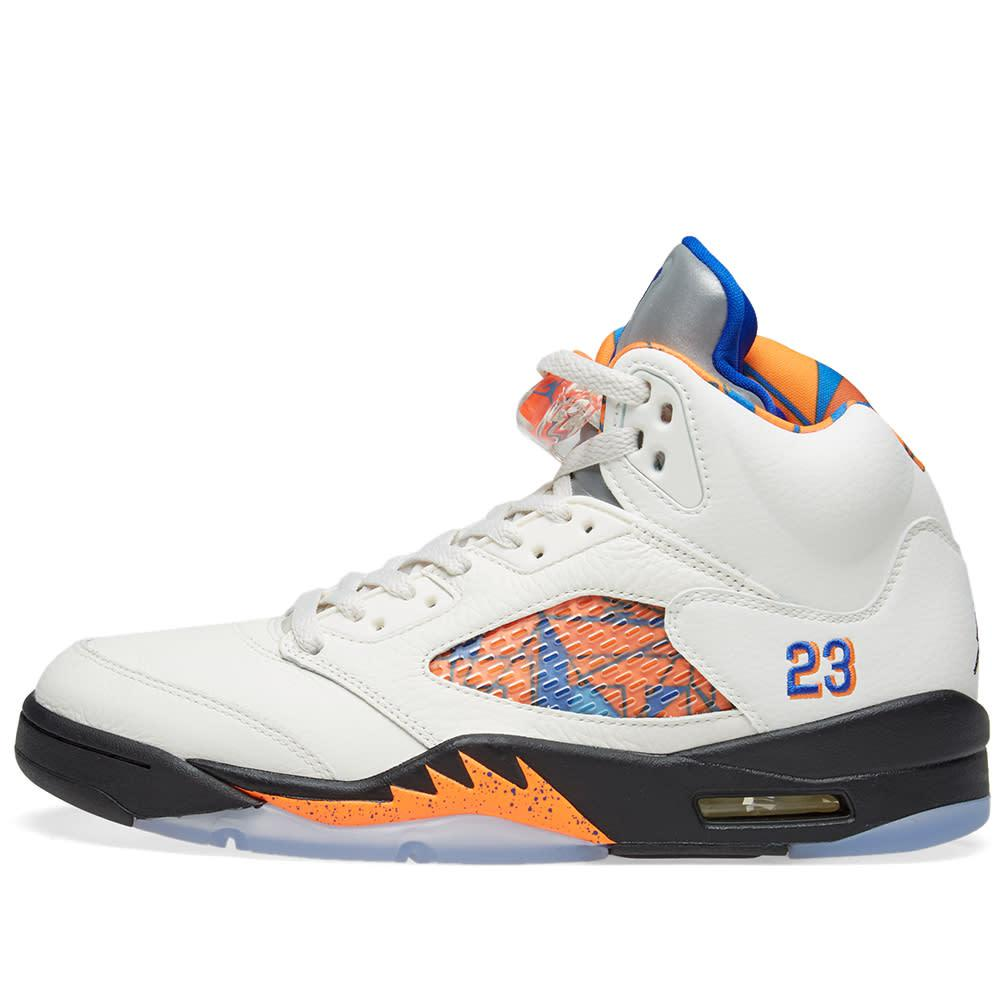 7469ab4ad466ff Nike - White Air Jordan 5 Retro for Men - Lyst. View fullscreen