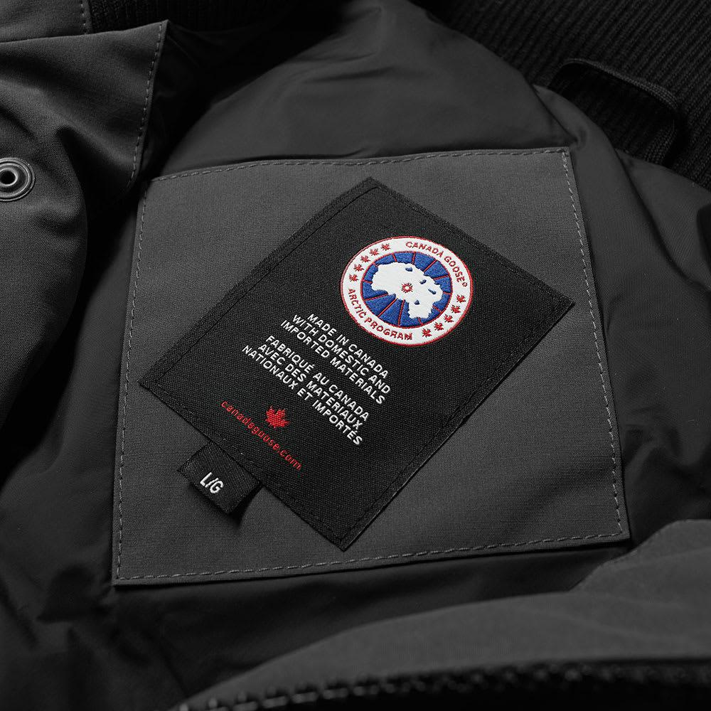 2b5e4a021dbde Canada Goose - Gray Forester Jacket for Men - Lyst. View fullscreen