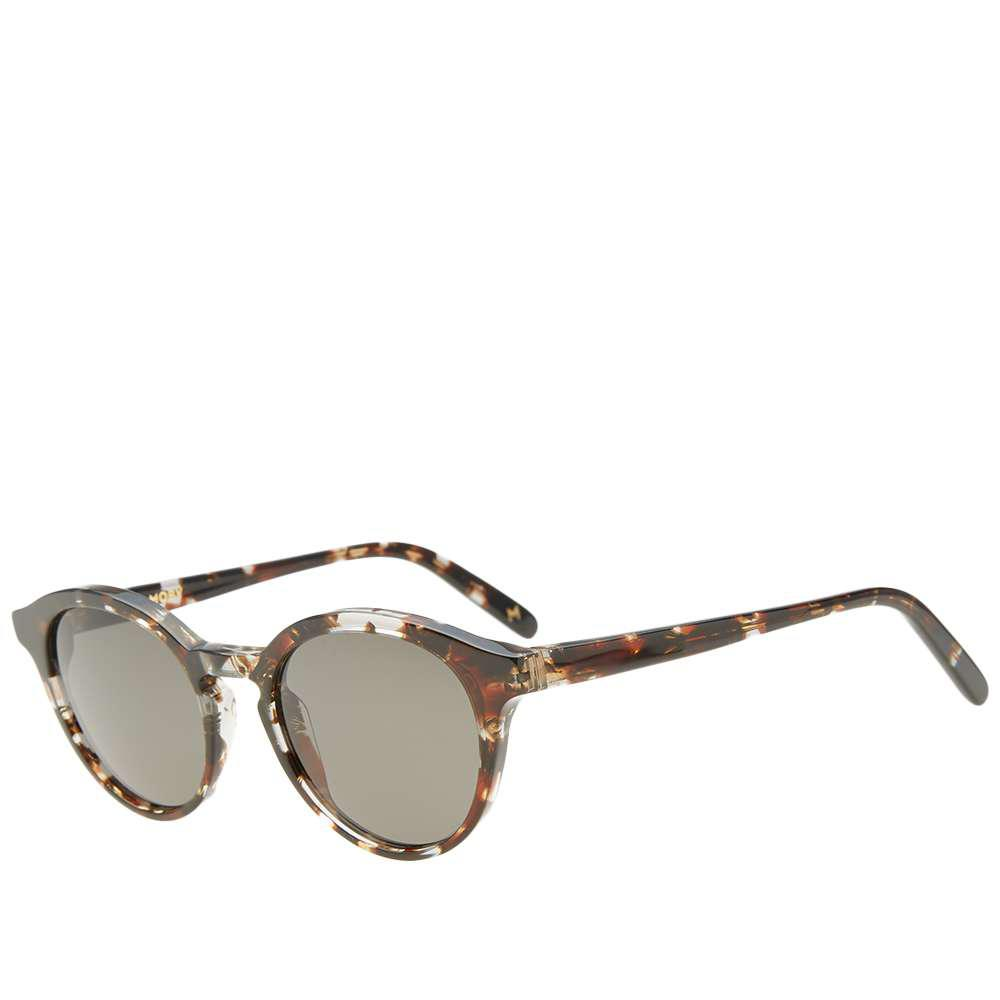 98011142451 Lyst - Dick Moby Yvr Sunglasses in Brown for Men
