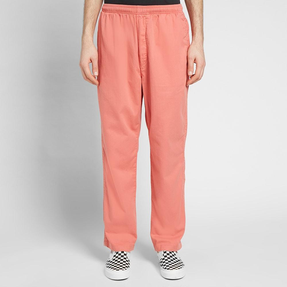 518fa5c2f5 Stussy - Pink Og Brushed Beach Pant for Men - Lyst. View fullscreen