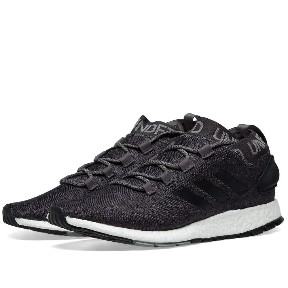 d37559f24 Lyst - adidas X Undefeated Pure Boost Rbl in Gray for Men