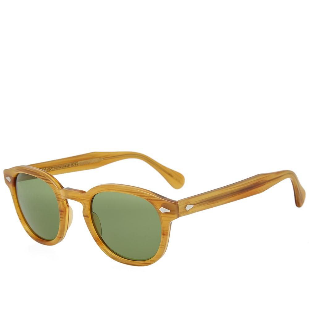 1d47ac5f7a Moscot Lemtosh Sunglasses in Brown for Men - Save 6.986899563318772 ...