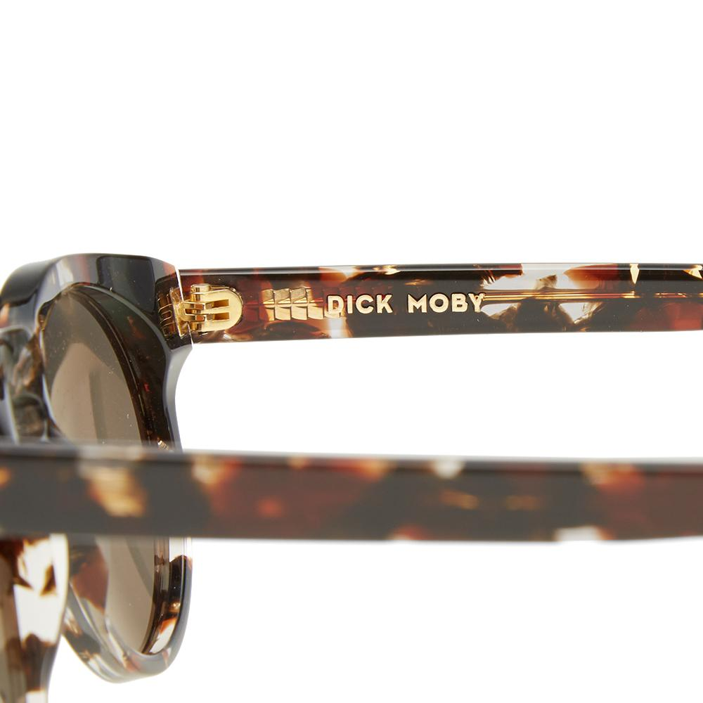 2f4211f2dec Dick Moby - Brown Lhr Sunglasses for Men - Lyst. View fullscreen