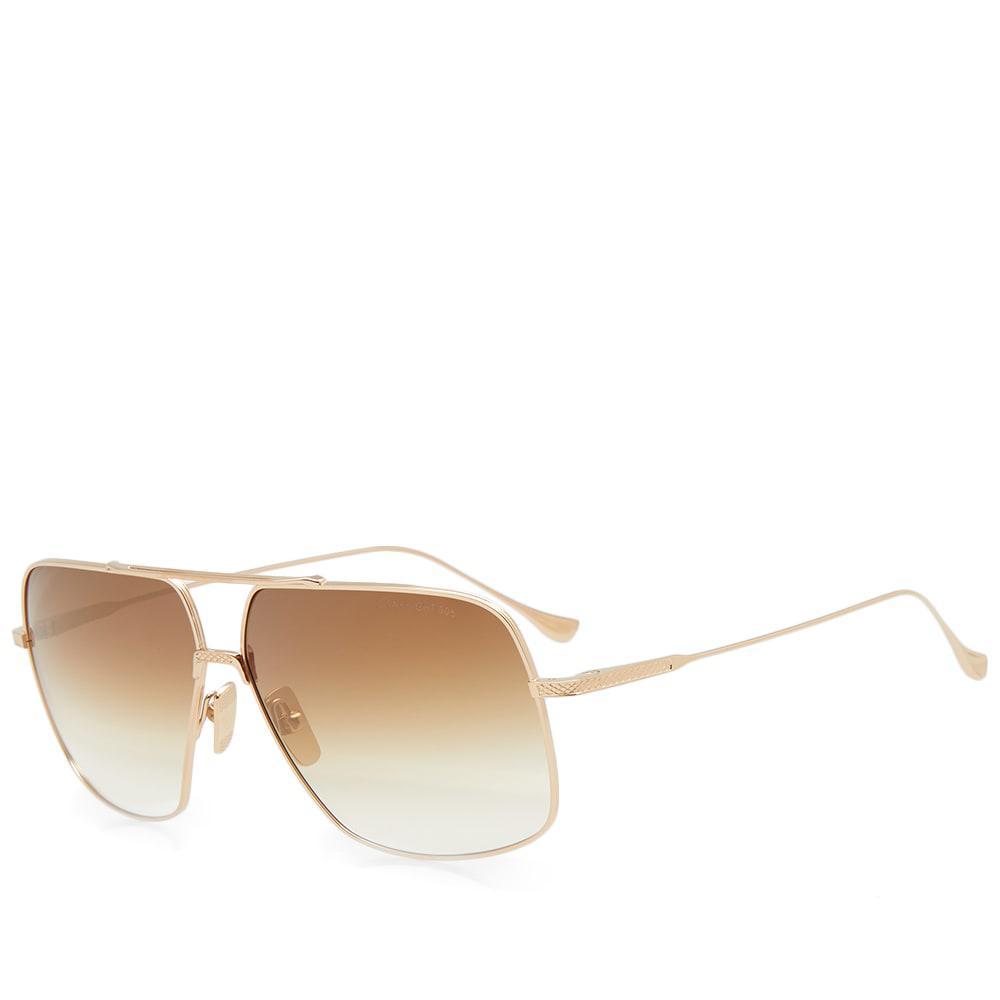 68cdc8116107 Lyst - DITA Flight.005 Sunglasses in Metallic for Men