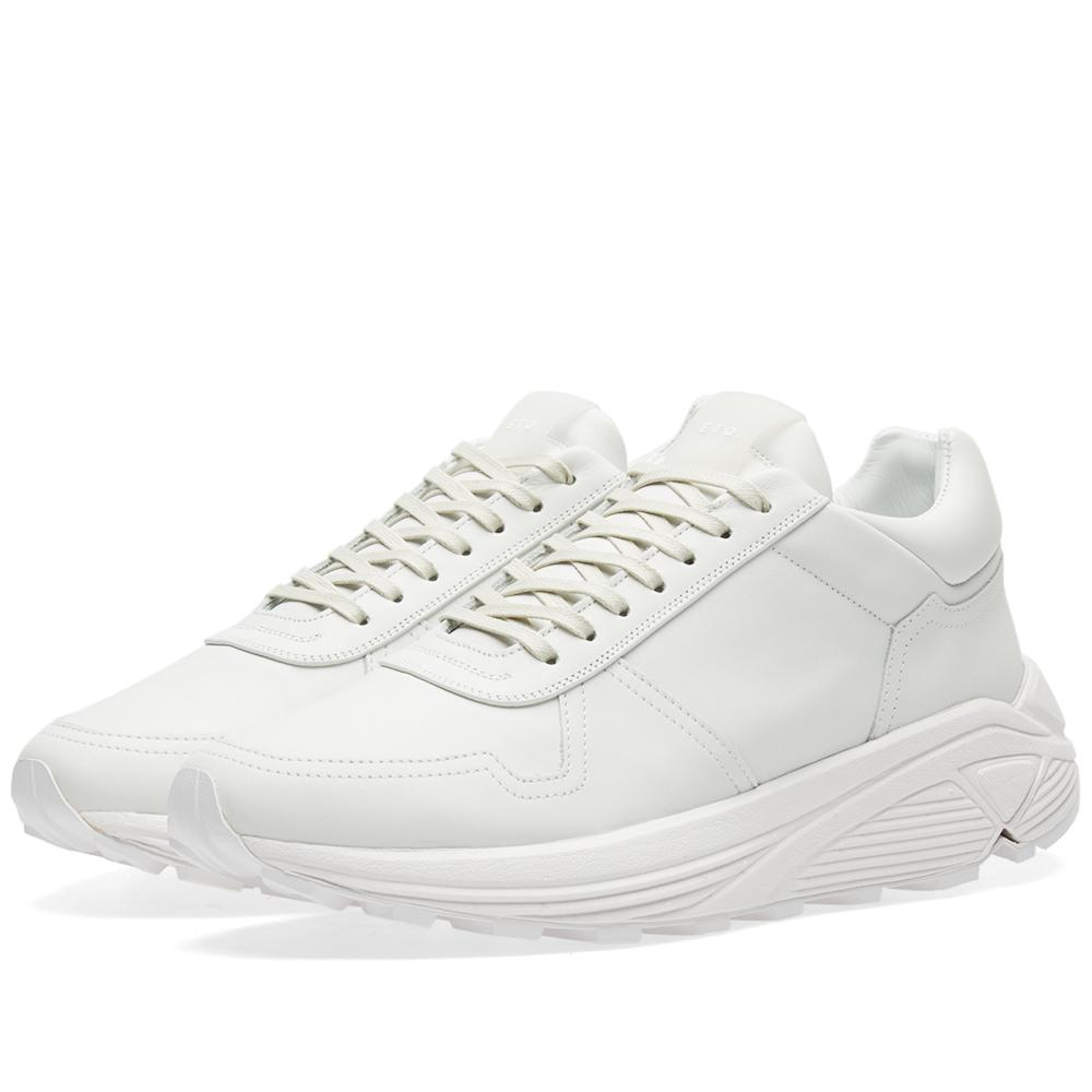 Etq. Etq. Delta Sneakers - White Chaussures De Sport Delta - Blanc 0CA76dZN