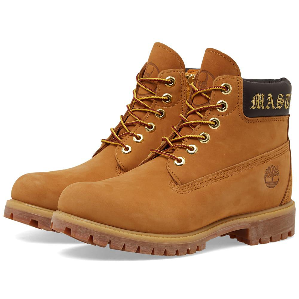 ab38640e530 Lyst - Timberland X Mastermind World Premium 5 Inch Zip Boot in ...
