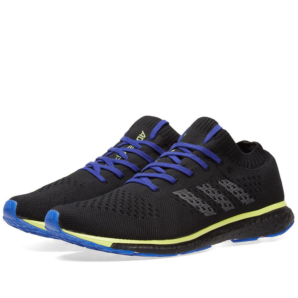 Adidas X Kolor Adizero Prime Boost in Black for Men - Lyst 81af7b07fe97