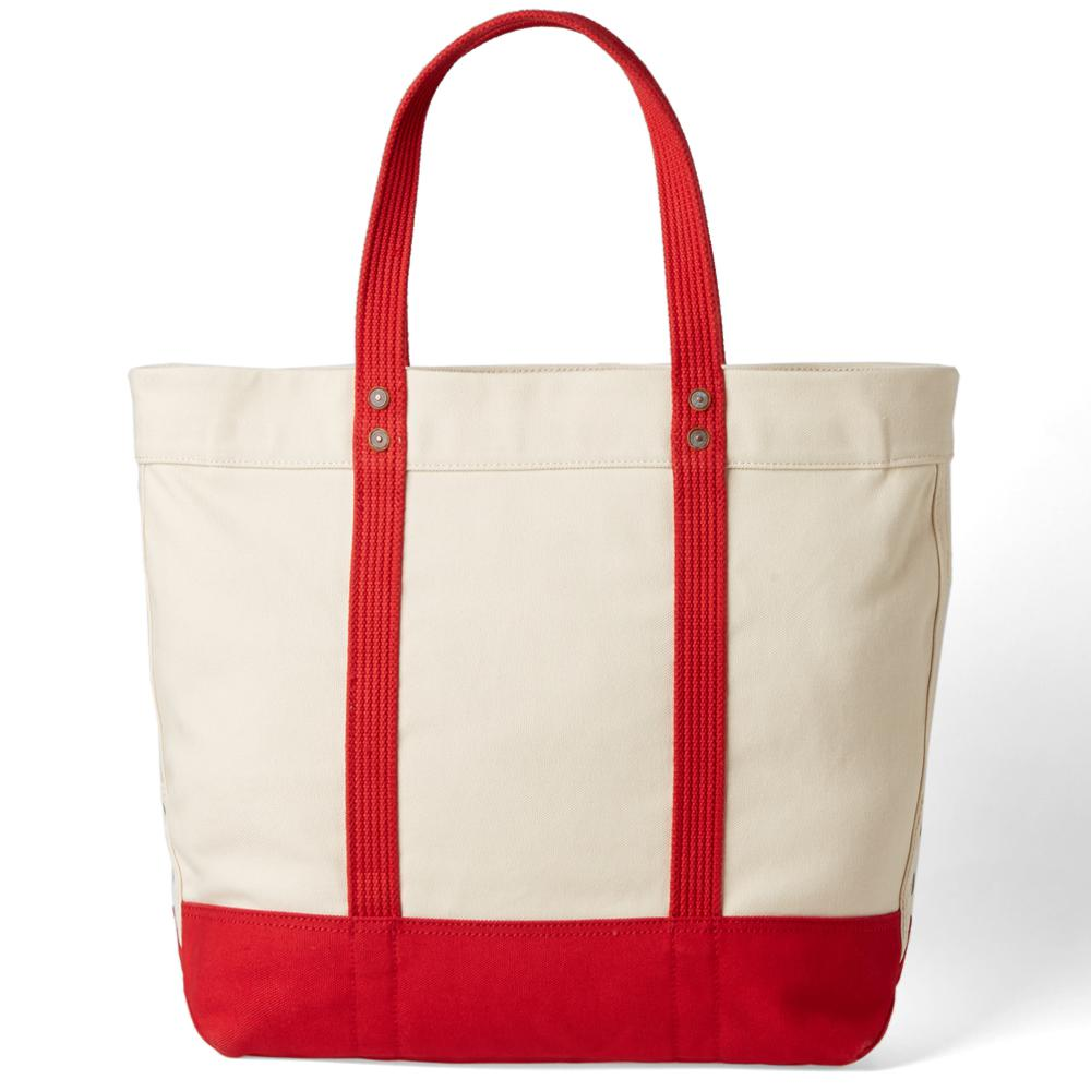 d01ba91b9d Lyst - Polo Ralph Lauren Embroidered Tote Bag in Red for Men