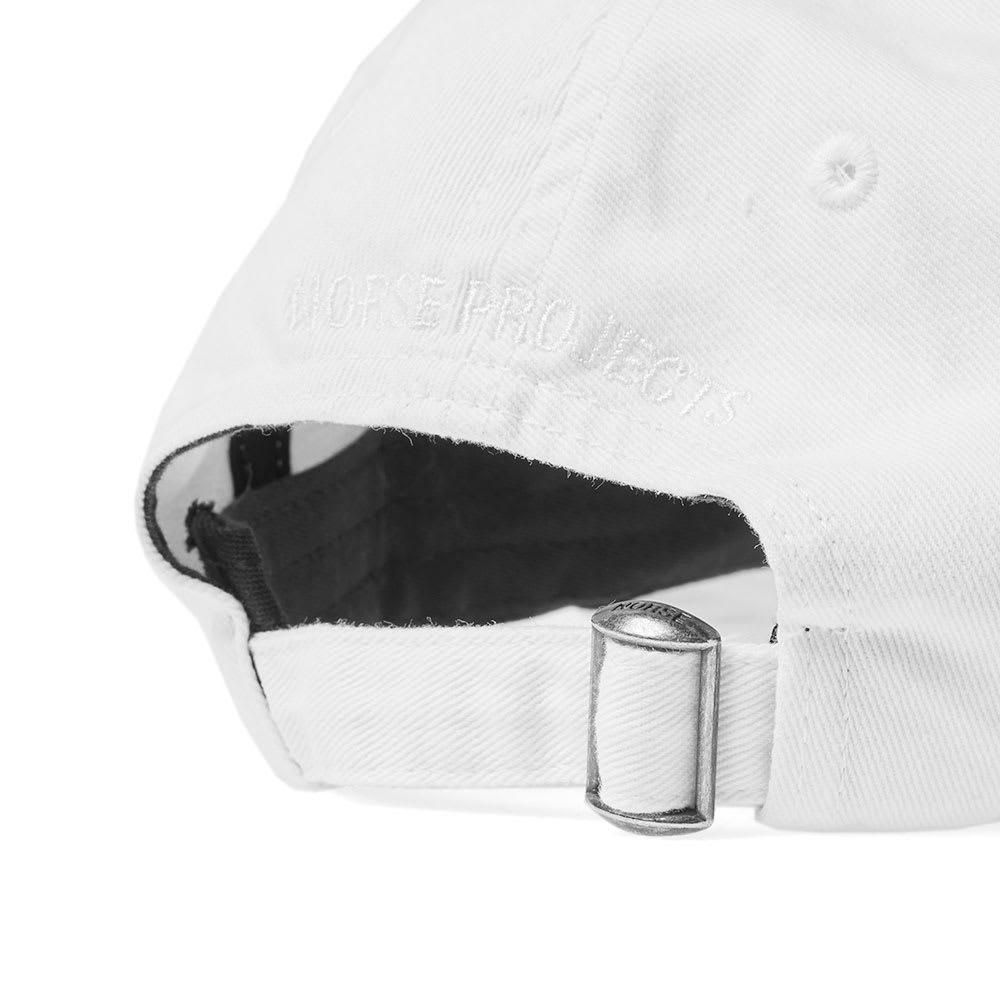 600a485e7e6 Norse Projects - White Light Twill Sports Cap for Men - Lyst. View  fullscreen