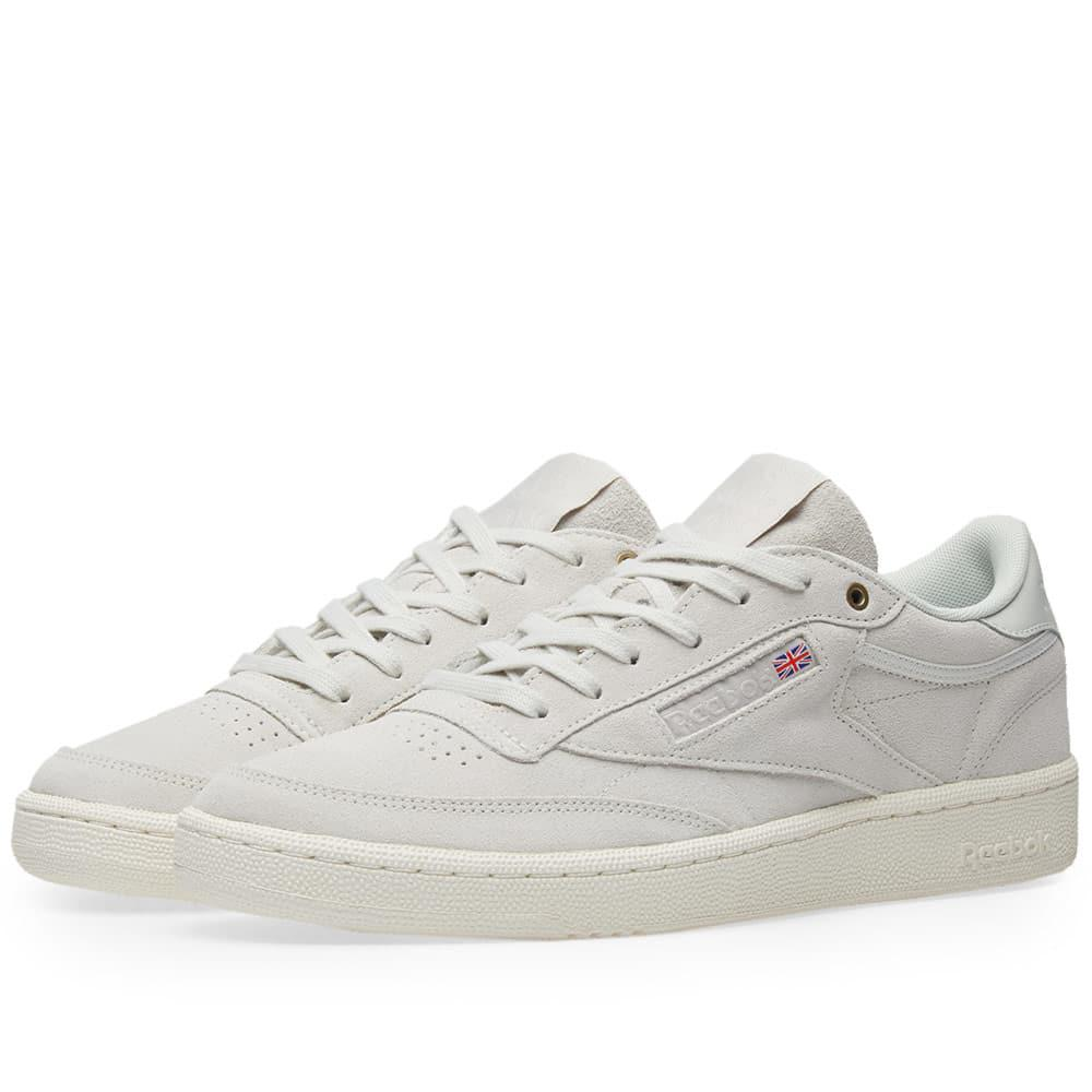 Reebok Club C 85 Montana Cans Pack in White for Men - Lyst d7bf50b3f