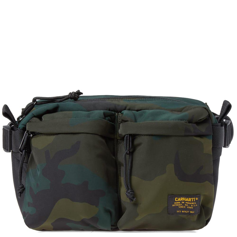 e996fd18f0e Carhartt WIP Carhartt Military Hip Bag in Green for Men - Lyst