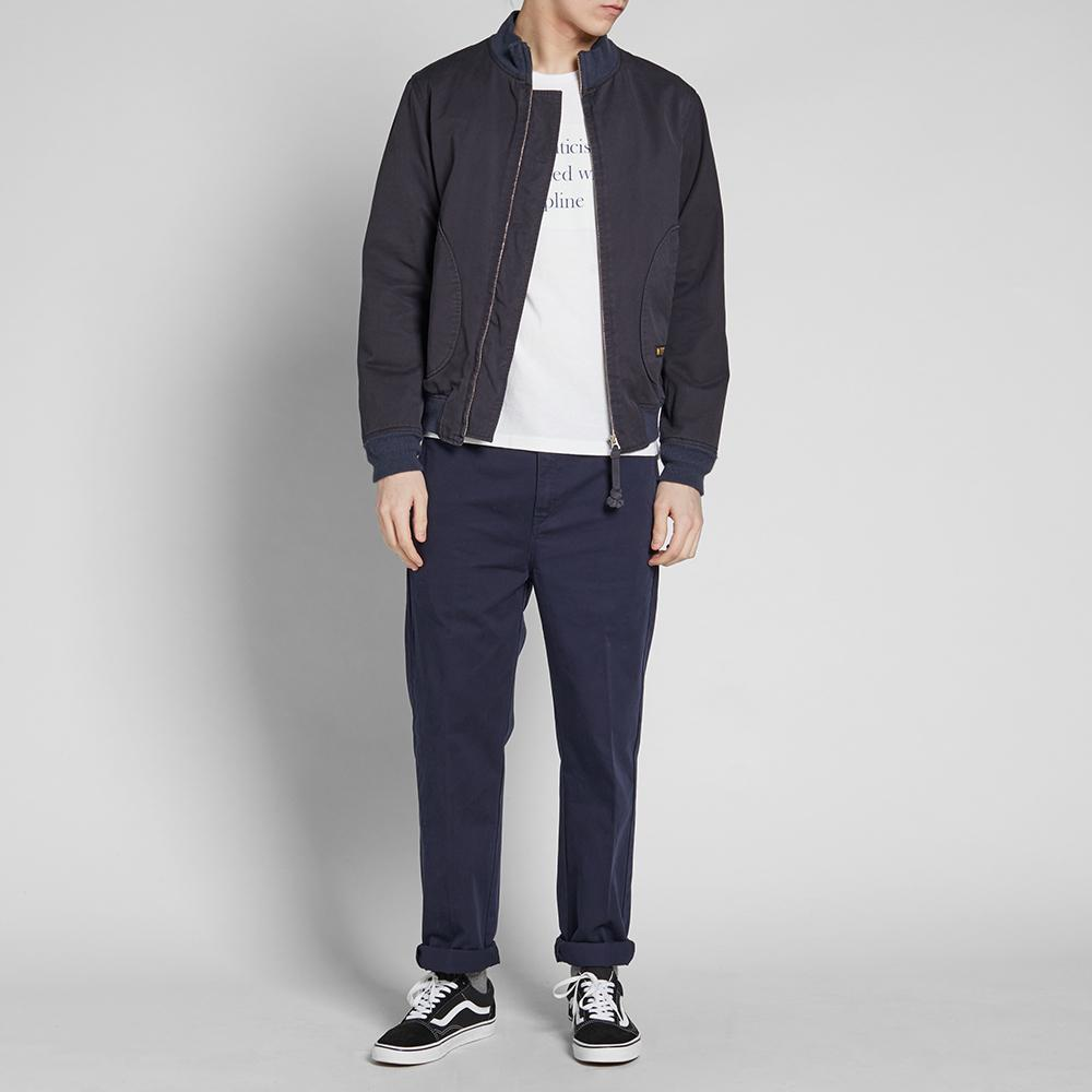 Neighborhood Tankers Jacket in Blue for Men - Save 36% | Lyst