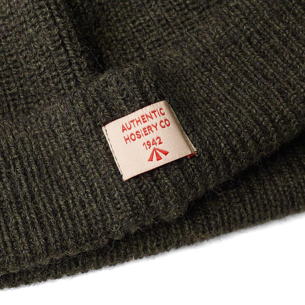 8a2ac196de6 Nigel Cabourn - Green Plain Beanie for Men - Lyst. View fullscreen