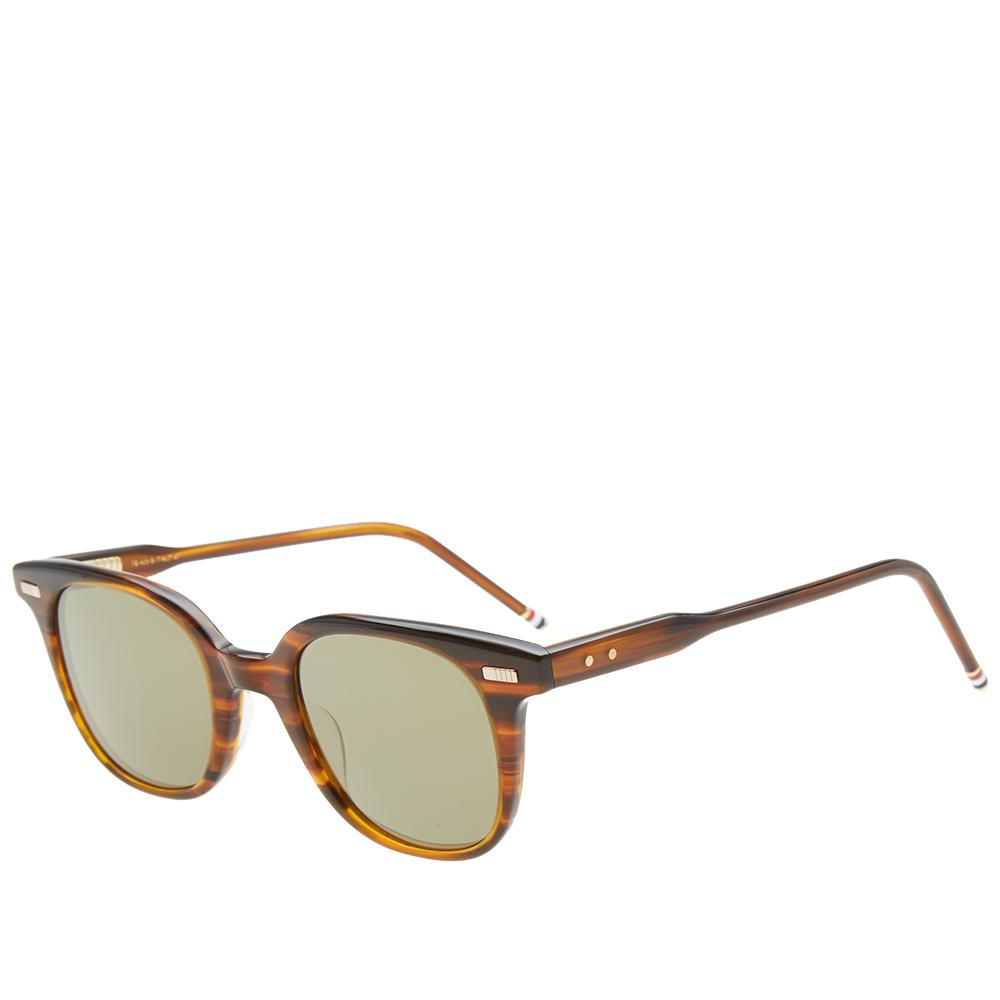 2383d98e1061 Lyst - Thom Browne Tb-405 Sunglasses in Brown for Men